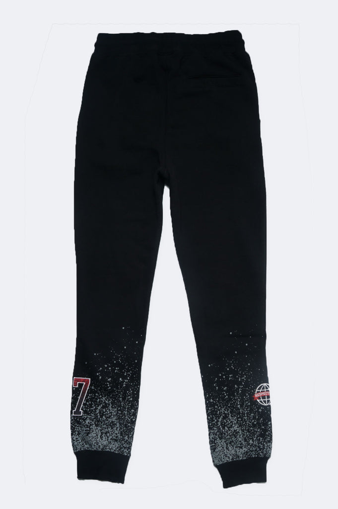 Staple Men Champion Rings Splatter Pants