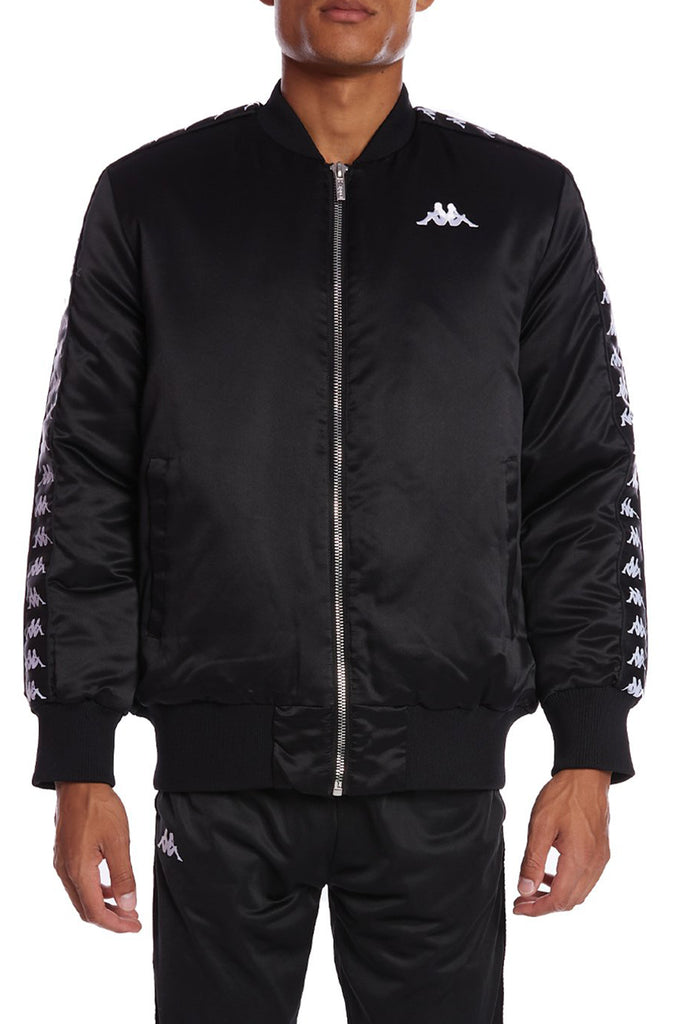 Kappa Men Banda Bawer Bomber Jacket