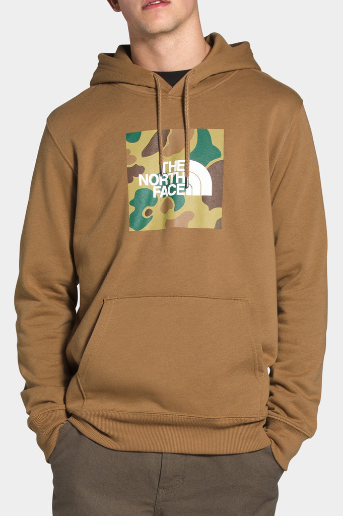 North Face Men Boxed In Pullover Hoodie