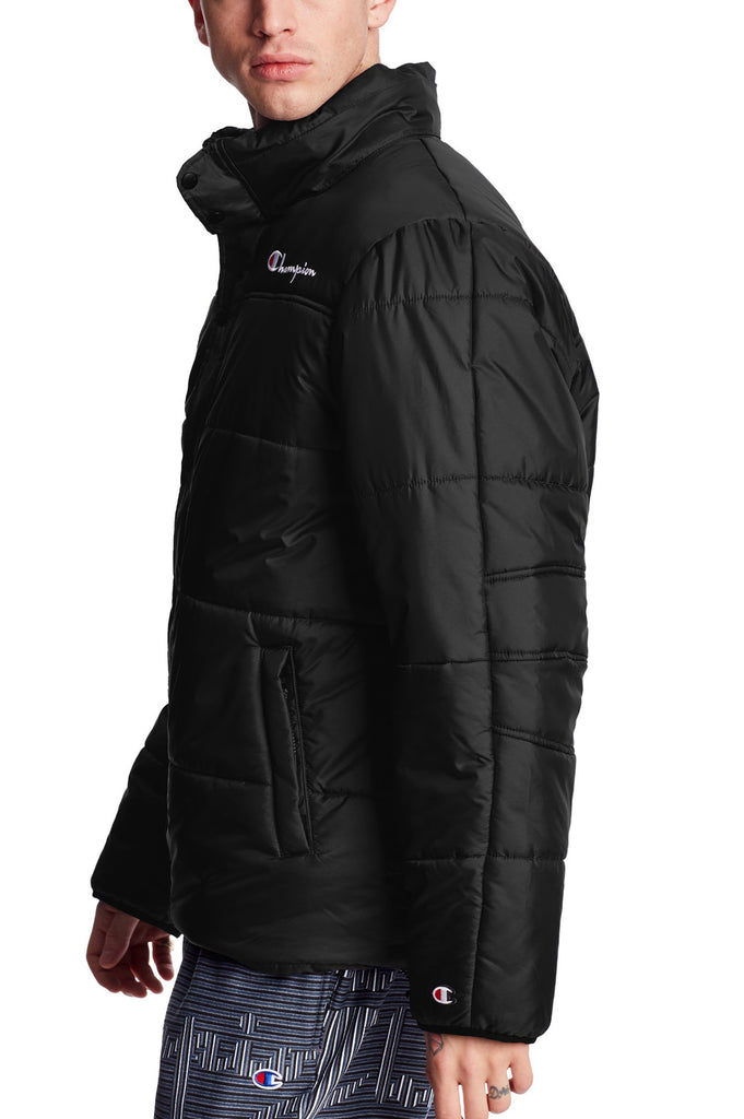 Champion Men Reverse Weave Puffer Jacket