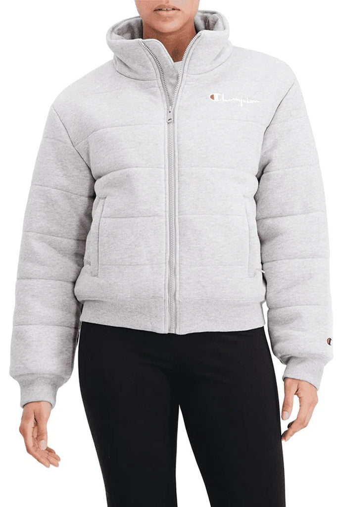Champion Women Reverse Weave Quiled Puffer Jacket