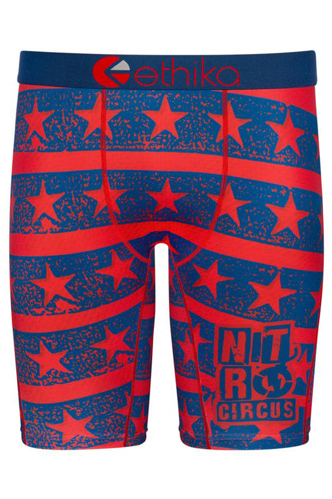 Ethika Men First Rodeo Boxer Briefs