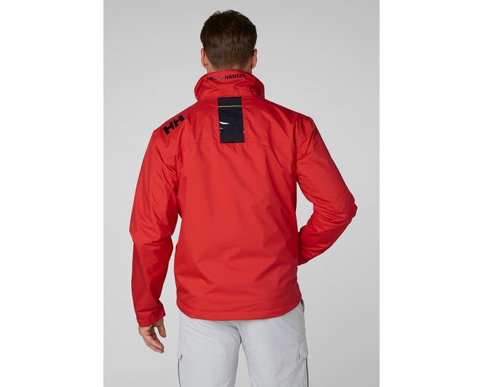 Helly-Hansen Mens Crew Midlayer Fleece Jacket