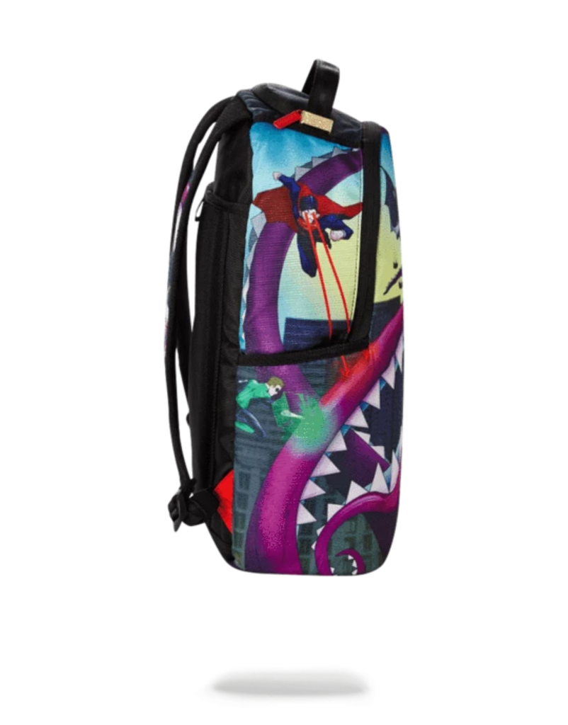 Sprayground Acc Justice League Backpack