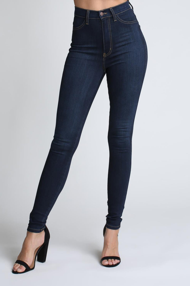 Vibrant Womens Premium Basic Denim