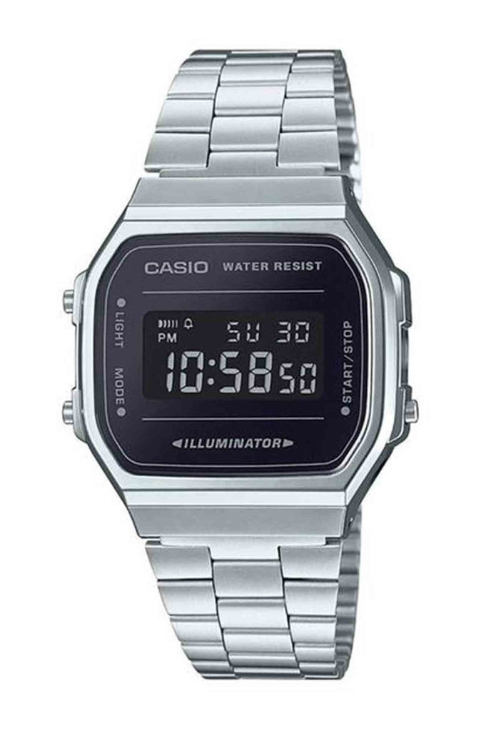 Casio A168 Vintage Style Watch