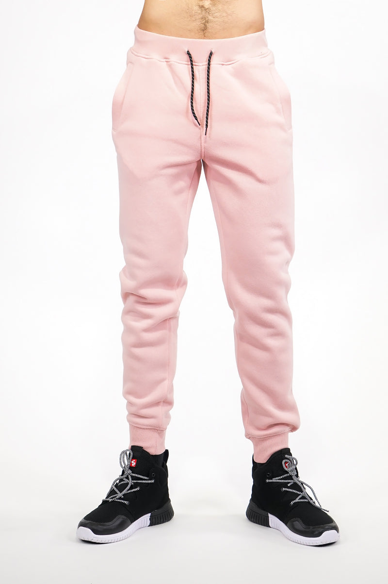 Aao Essential Men Basic Fleece Jogger Pants