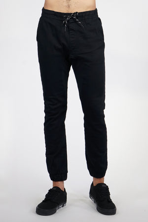 Aao Essential Men Basic Twill Jogger Pants