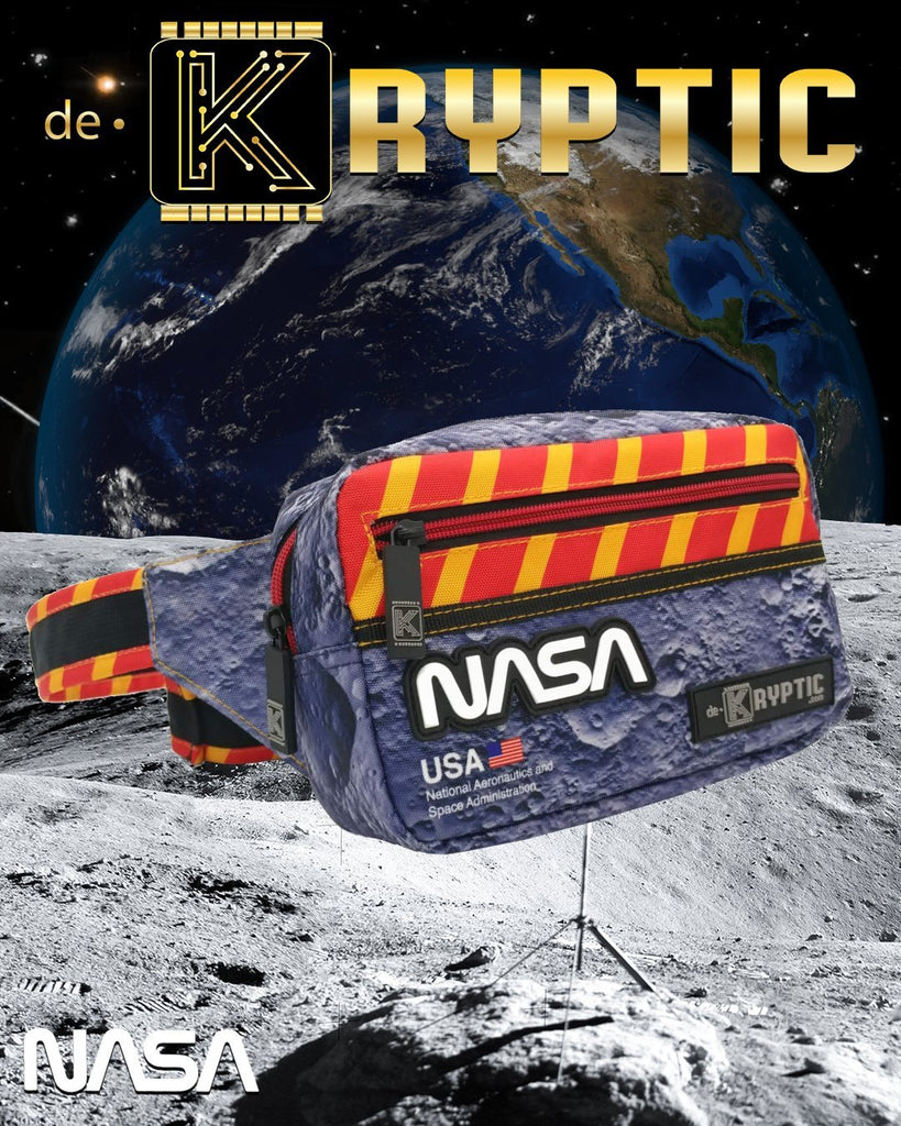 Dekryptic Acc Fanny Pack Nasa