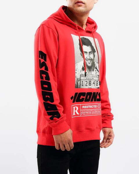 Hudson Men Icon P Pullover Hoodie