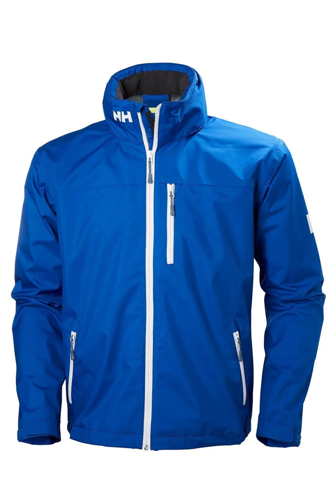 Helly-Hansen Mens Crew Hooded Jacket