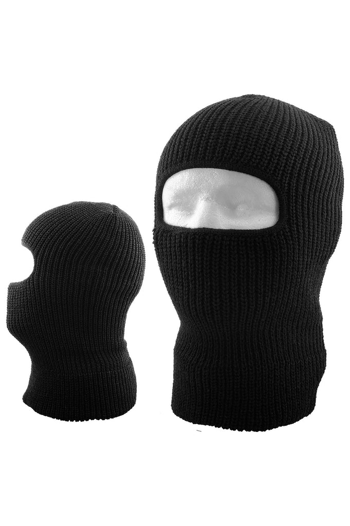 Aao Fashion Acc One Hole Full Face Cover Ski Mask