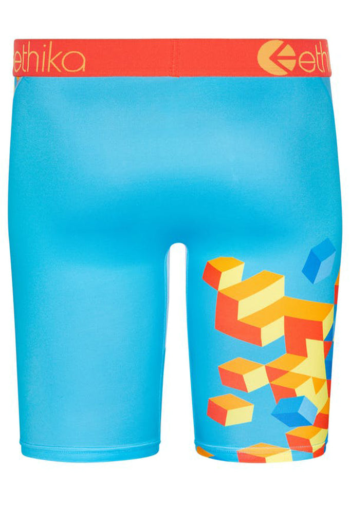 Ethika Men Building Blocks Boxer Briefs