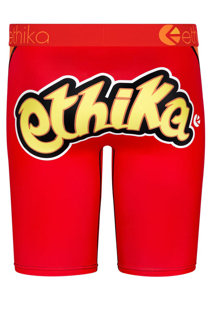 Ethika Men Flamin' Hot Boxer Briefs