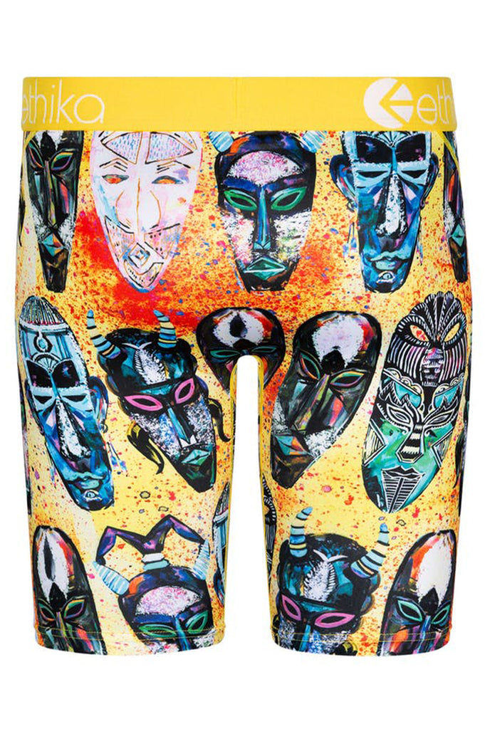 Ethika Men Mask Off Boxer Briefs