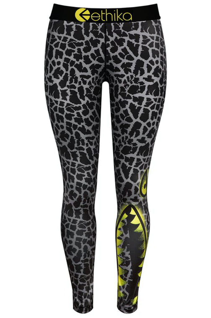 Ethika Women Bomber Giraffe - Leggings
