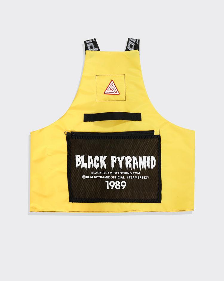 Black Pyramid Men Camo Splinter Military Vest