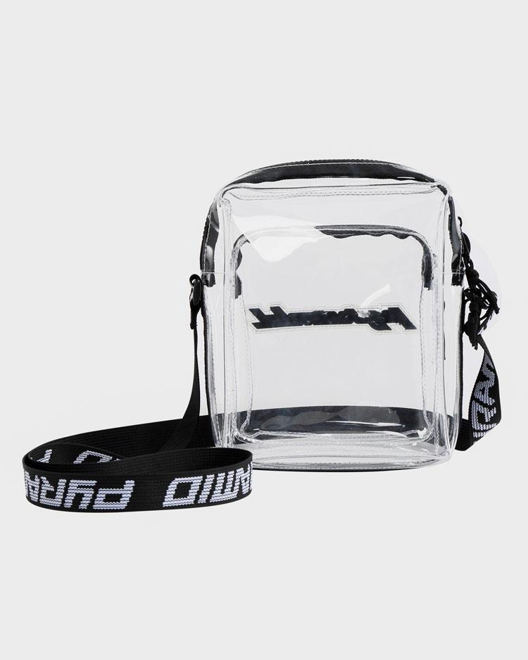Black Pyramid Acc Bp Clear Shoulder Bag