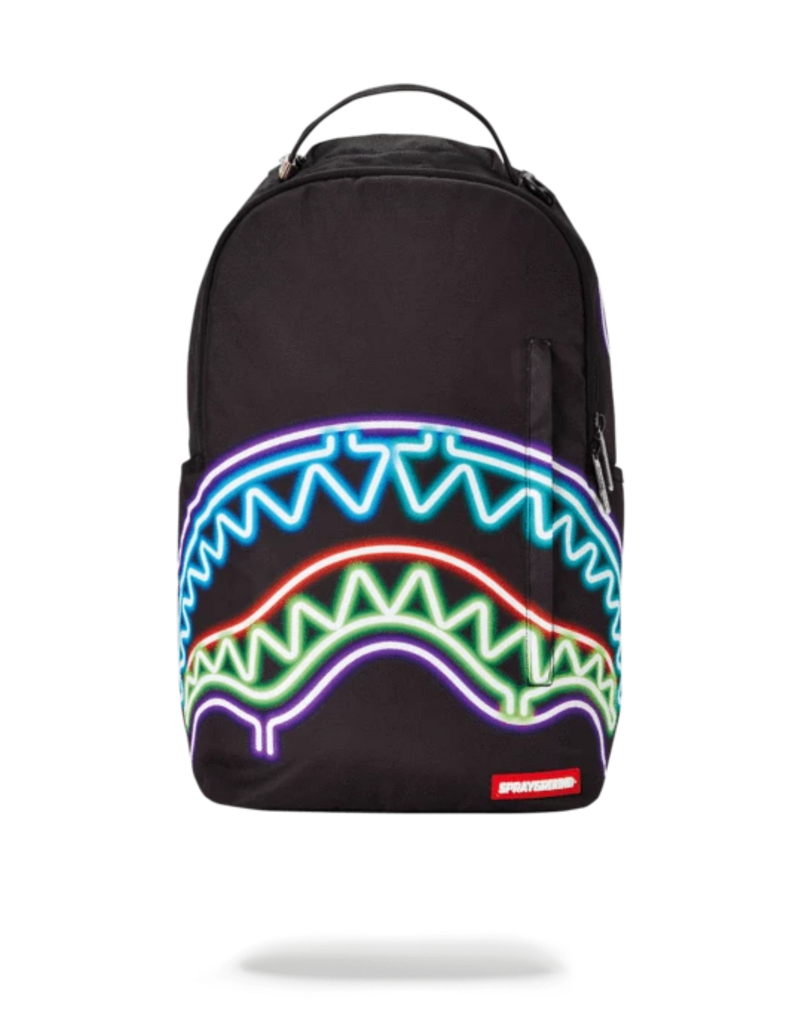 Sprayground Acc Neon Shark Backpack