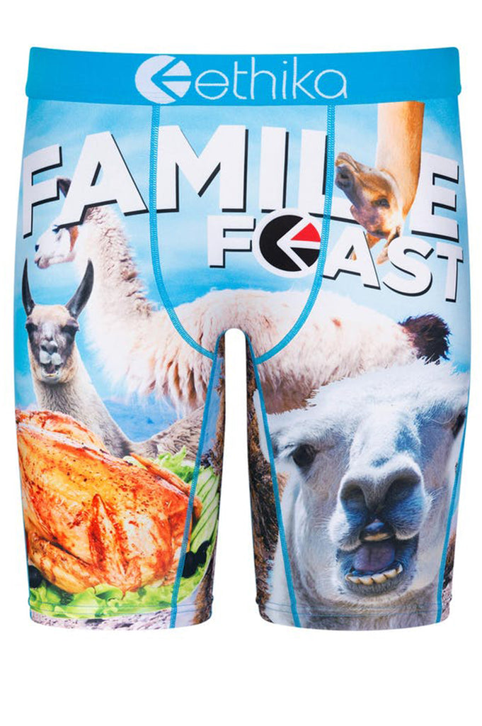 Ethika Men Familie Feast Boxer Briefs