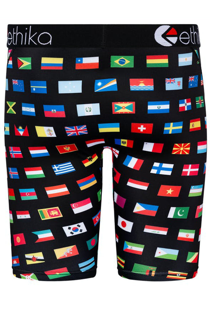 Ethika Men Familie Global Boxer Briefs