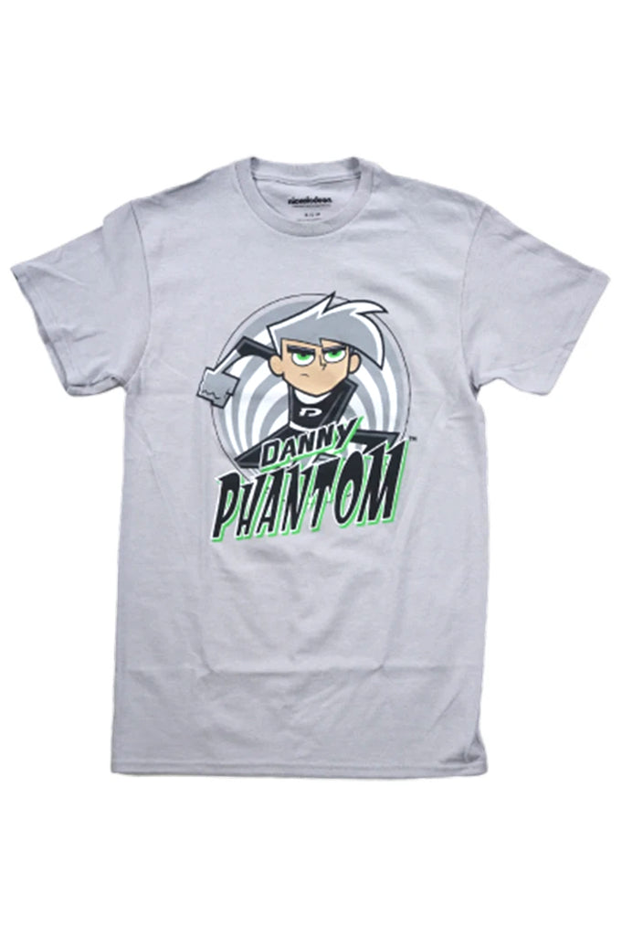 Aao Fashion Men Danny Phantom Graphic Tee