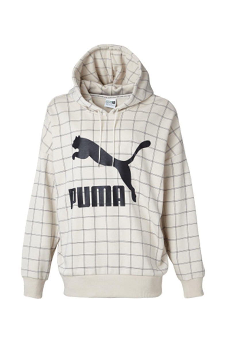 PUMA Womens Revolt Hooded Sweat Tr