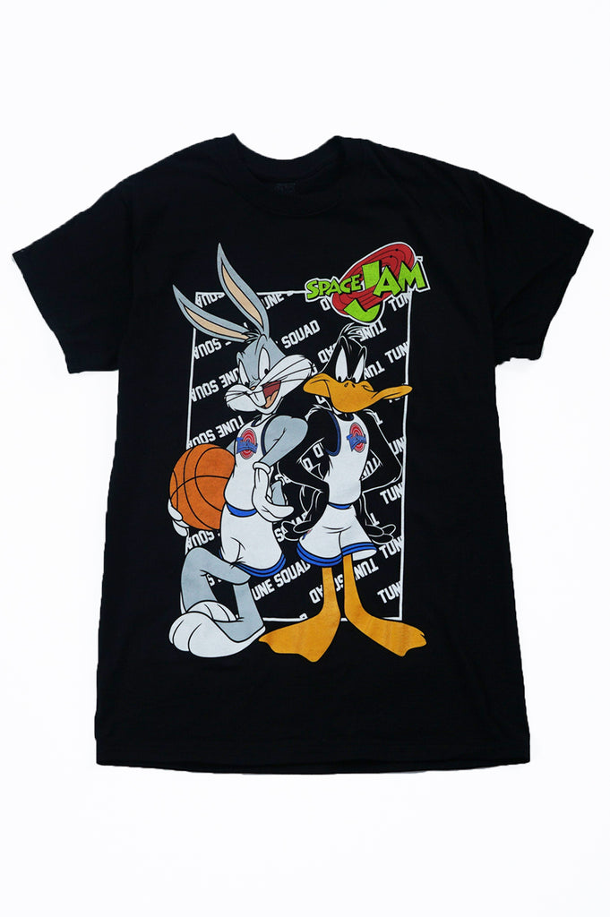 Aao Fashion Men Space Jam S/S Graphic Tee