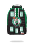 Sprayground Nba Lab Celtics Banner Patches Backpack