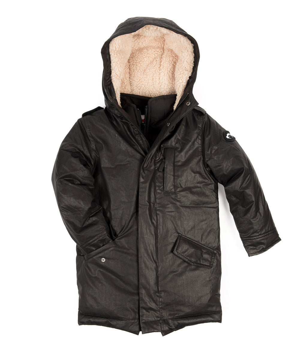 Black Appaman Himalaya Down Coat
