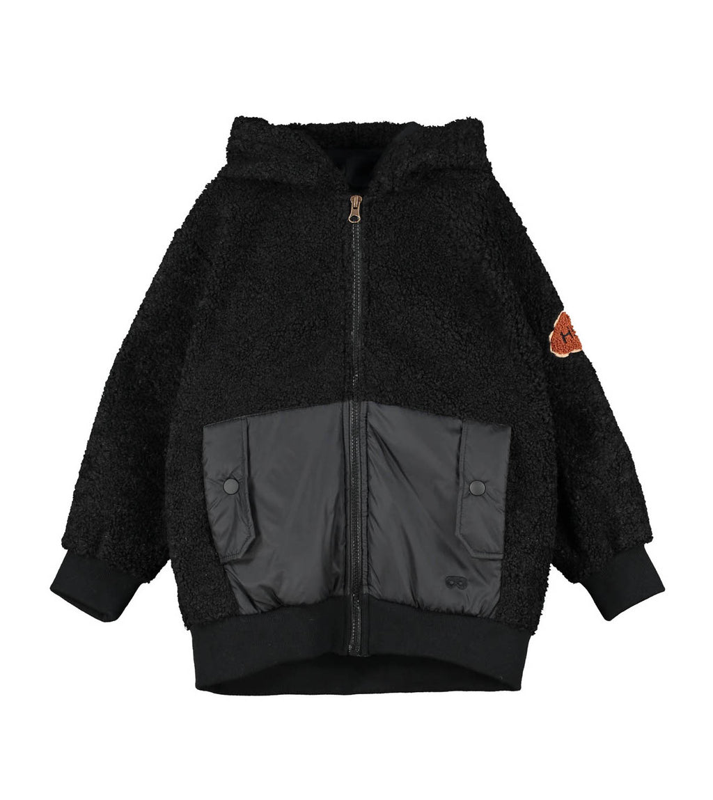 Teddy Technical Jacket