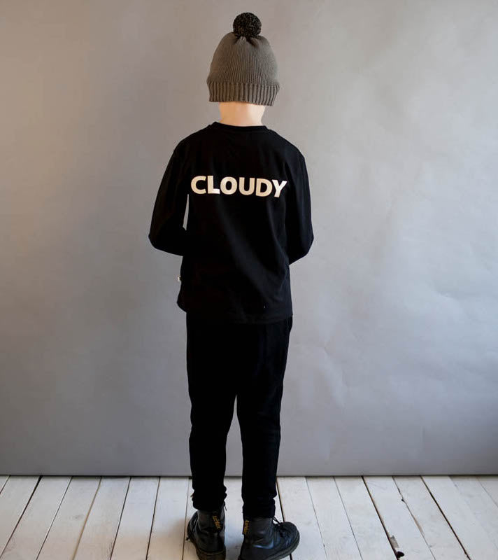 Cloudy Long Sleeve TShirt