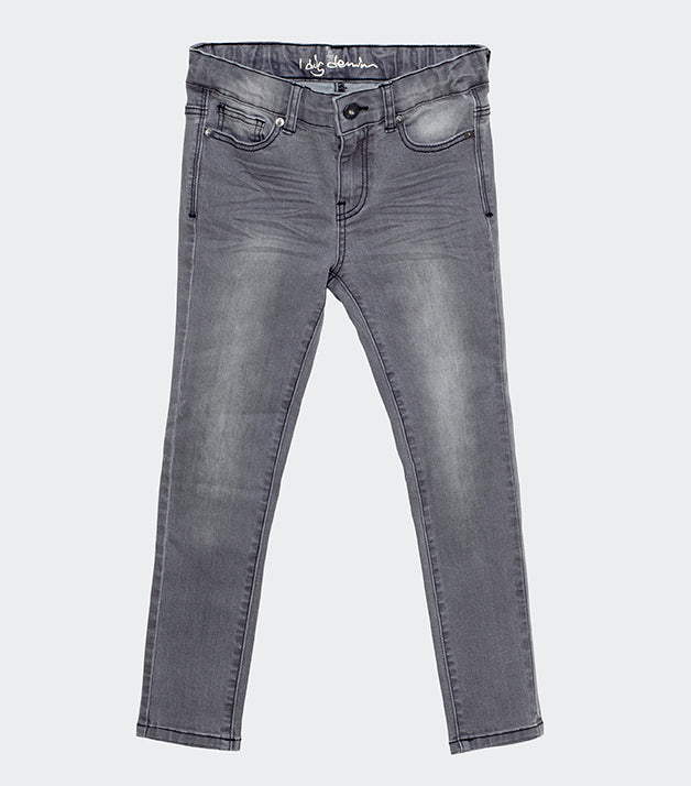 grey bruce slim jeans I dig denim
