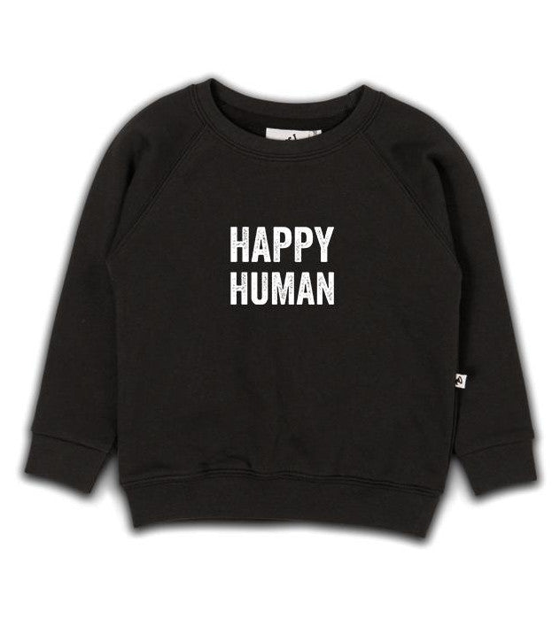 Happy Human Sweatshirt