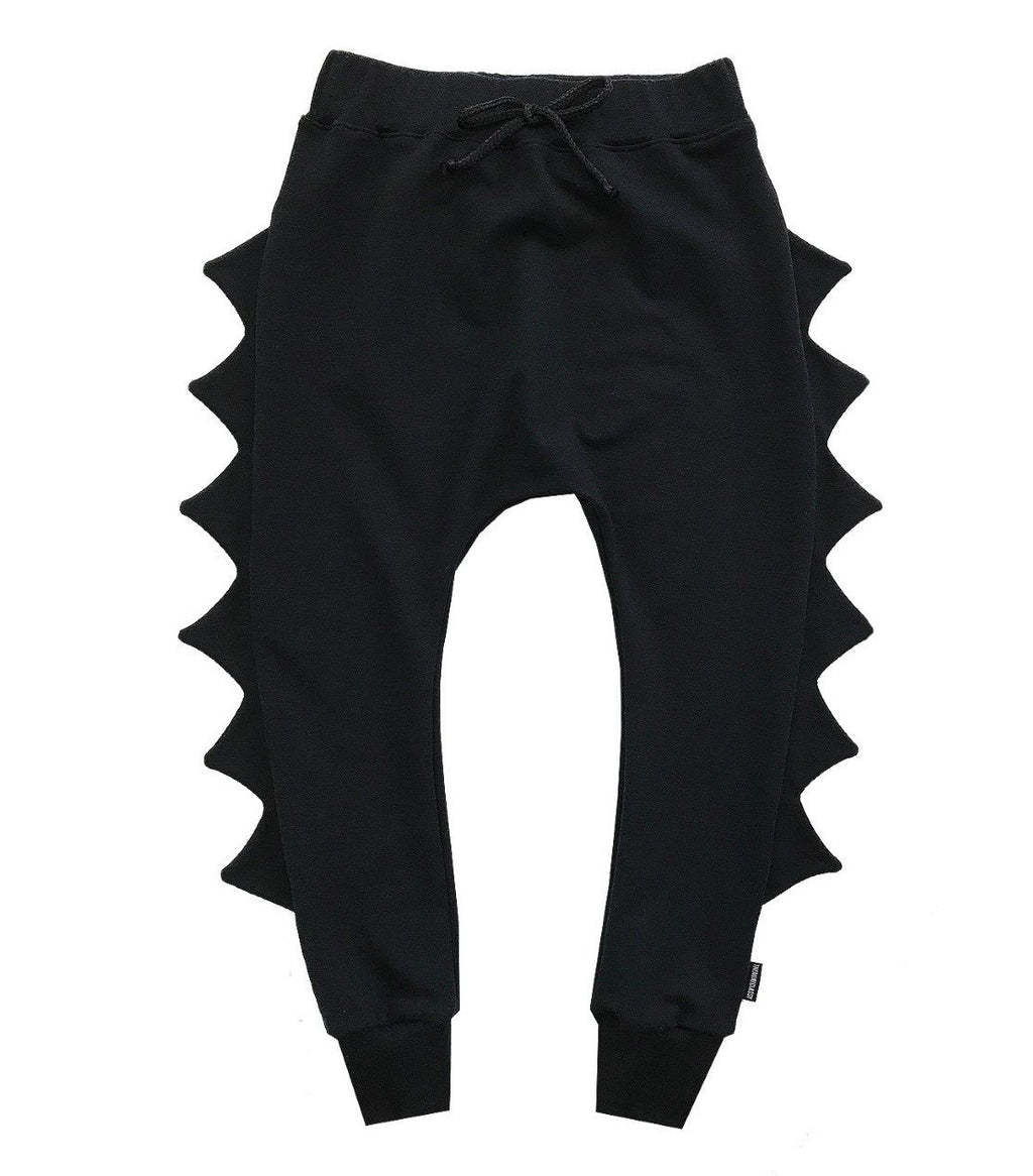 Black theminiclassy Dino pants