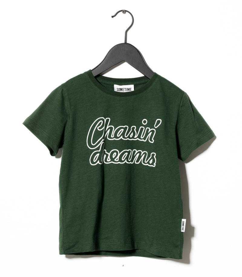 green chaser t-shirt sometime soon