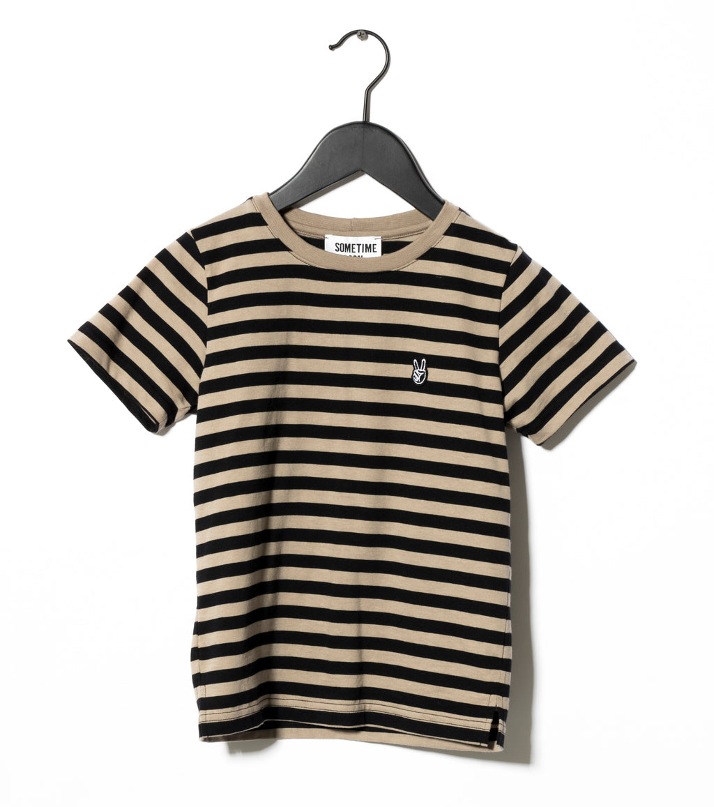 striped sofus t-shirt