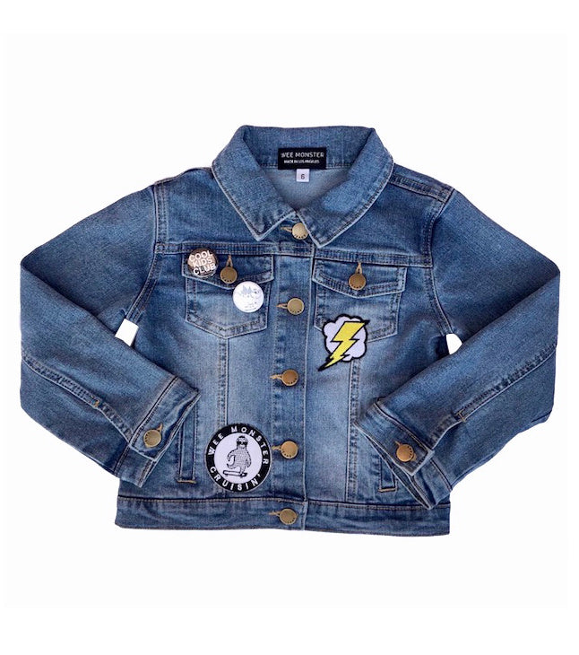 POW Denim Jacket