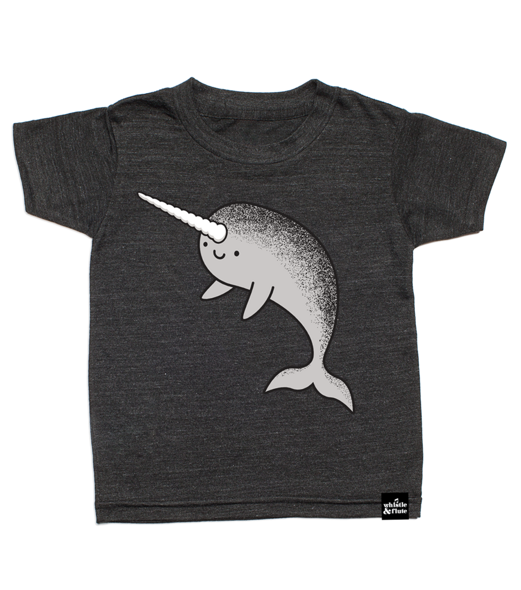 Kawaii Norwhal T-Shirt