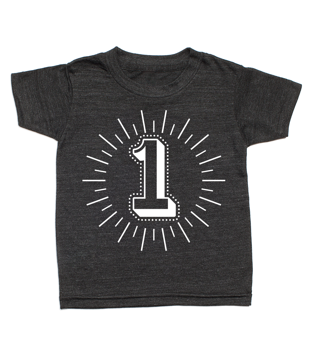 Milestone Number 1 T-Shirt
