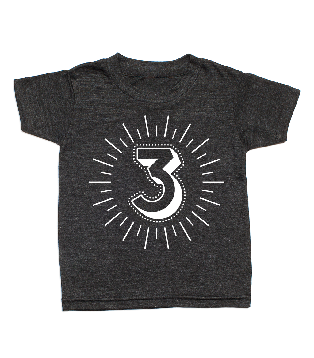 Milestone Number 3 T-Shirt