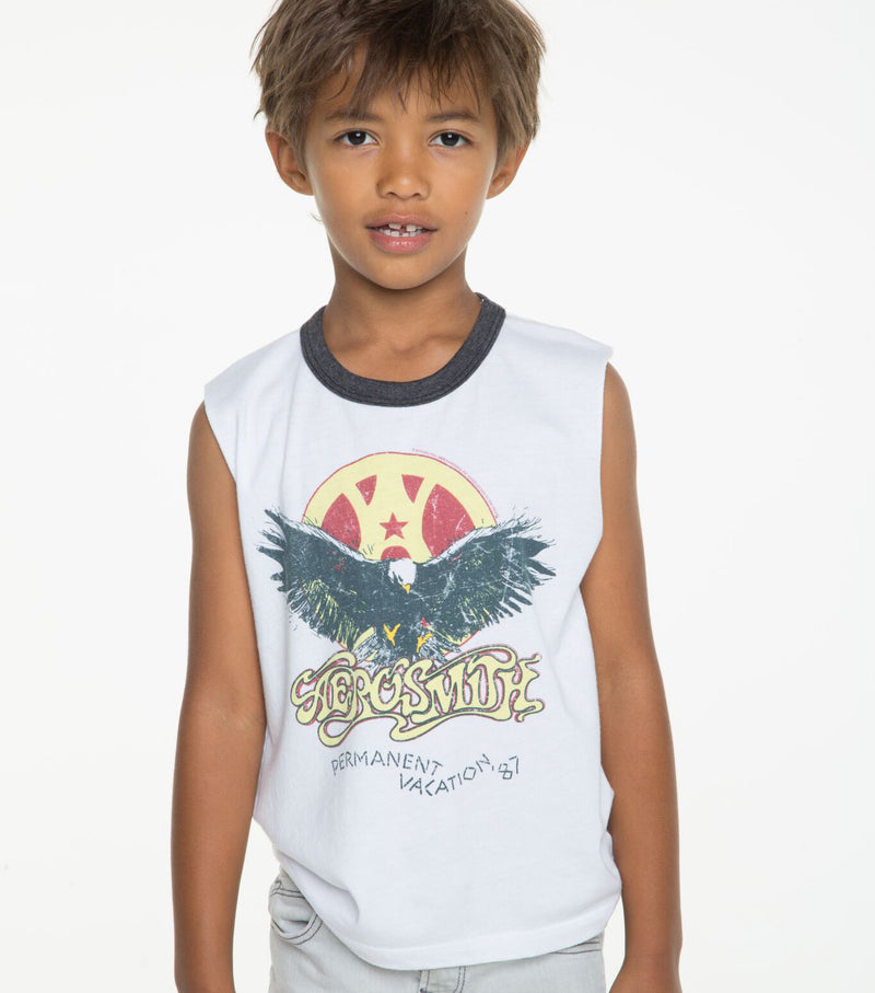 Aerosmith Muscle Tank