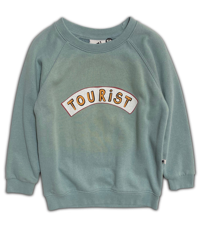 Tourist Sweatshirt