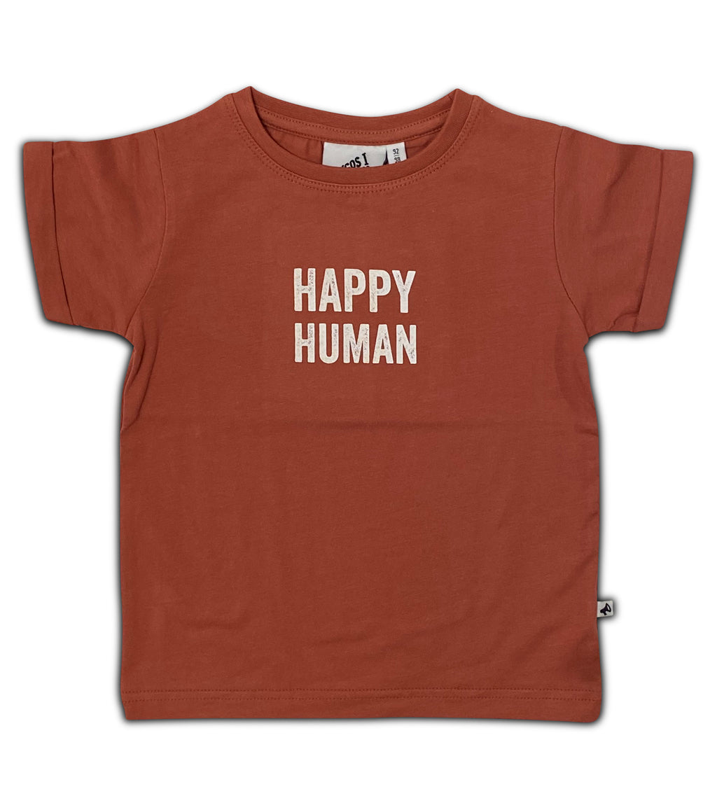 Happy Human T-Shirt