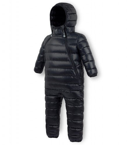 Black Snowsuit