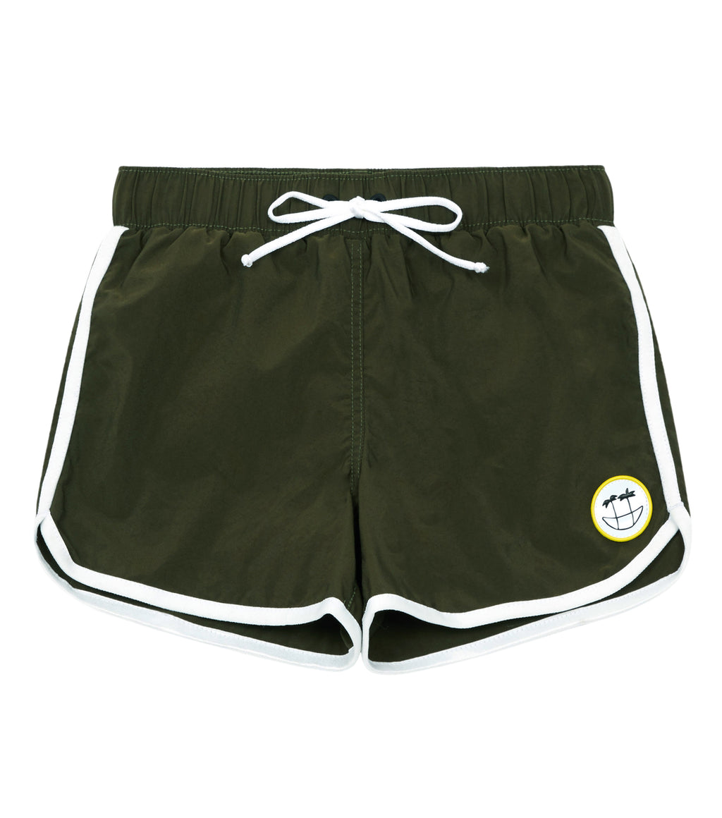 Palm Smile Swim Shorts