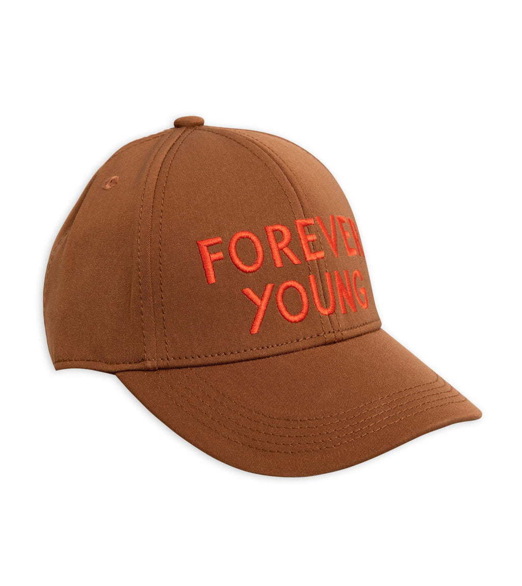 Forever Young Embroidered Cap