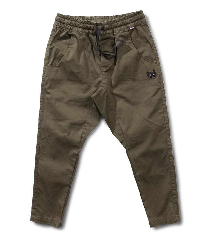 olive trestles pants munster kids