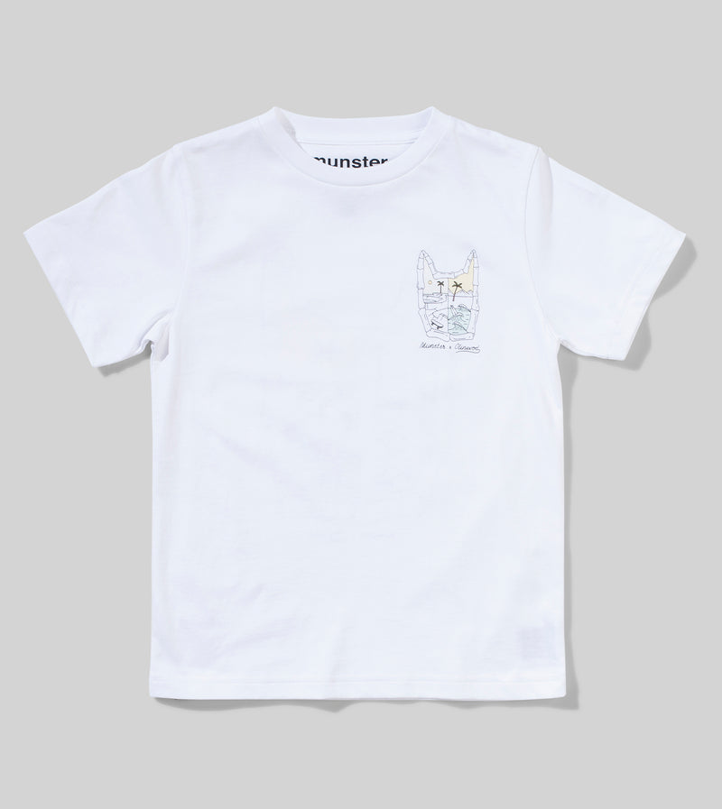 Dawn To Dusk SS Tee
