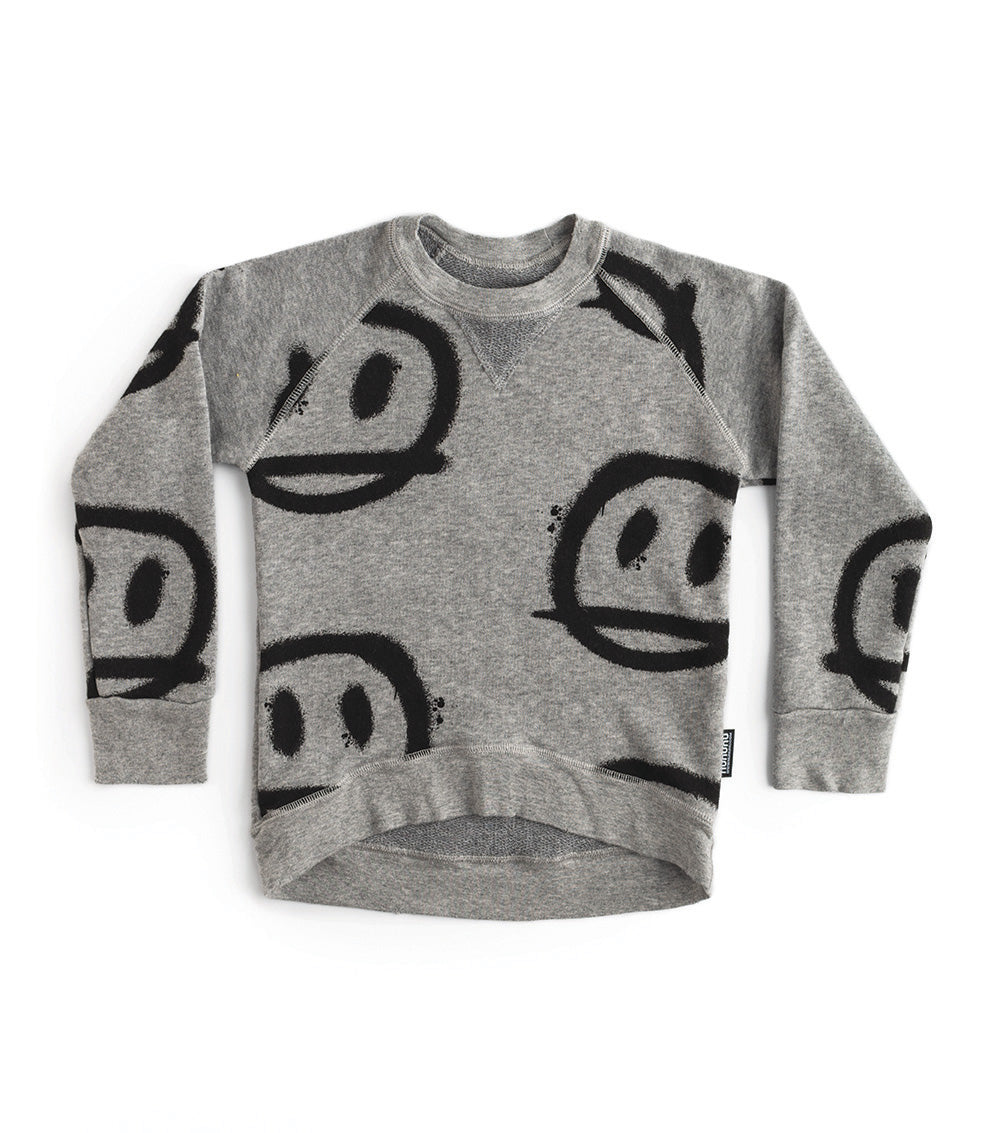 Sprayed Smiles Sweatshirt